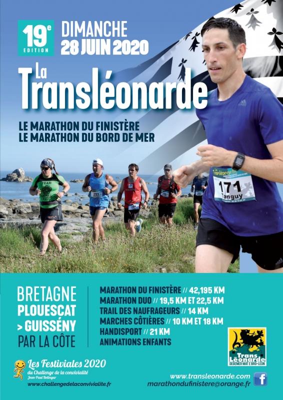 Calendrier Trail Finistere.Marathon Du Finistere La Transleonarde Marathon De Bretagne